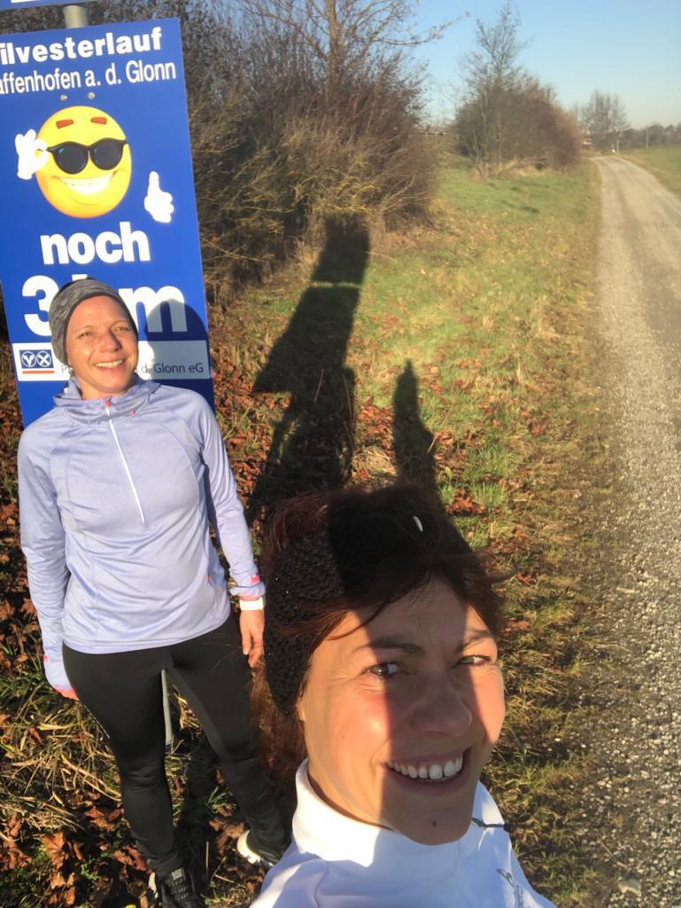 Anita Metzger und Andrea Ankner