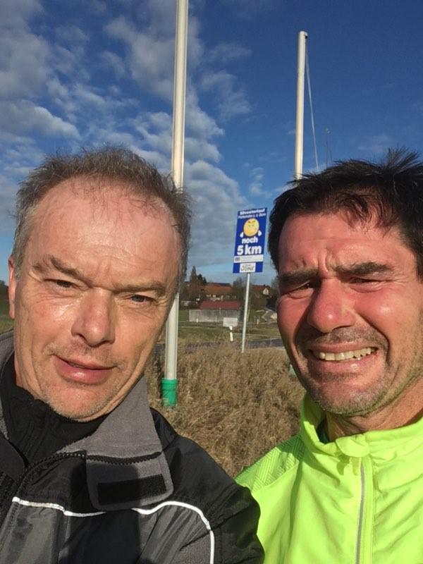 Christian und Sepp von den Roadrunner Germerswang